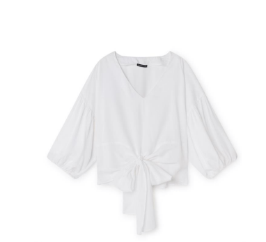 Twill de Skatïe Blouse - Mima't Boutique