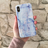 Blue Mineral - iPhone - Ella Fayth