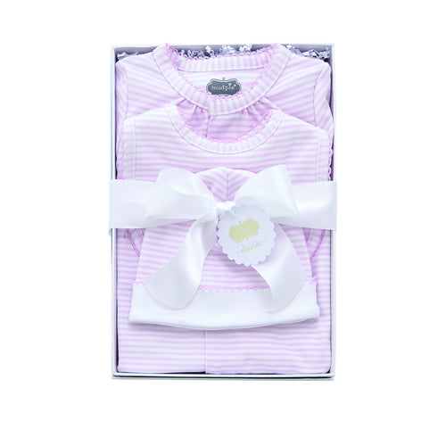 Pink Layette Gift Set 0-3 Months