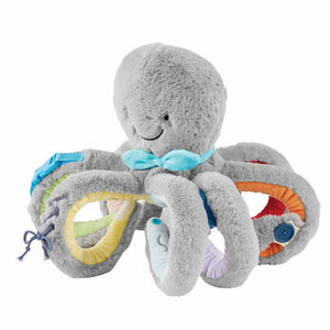 Gray Octivity Pal Plush Toy