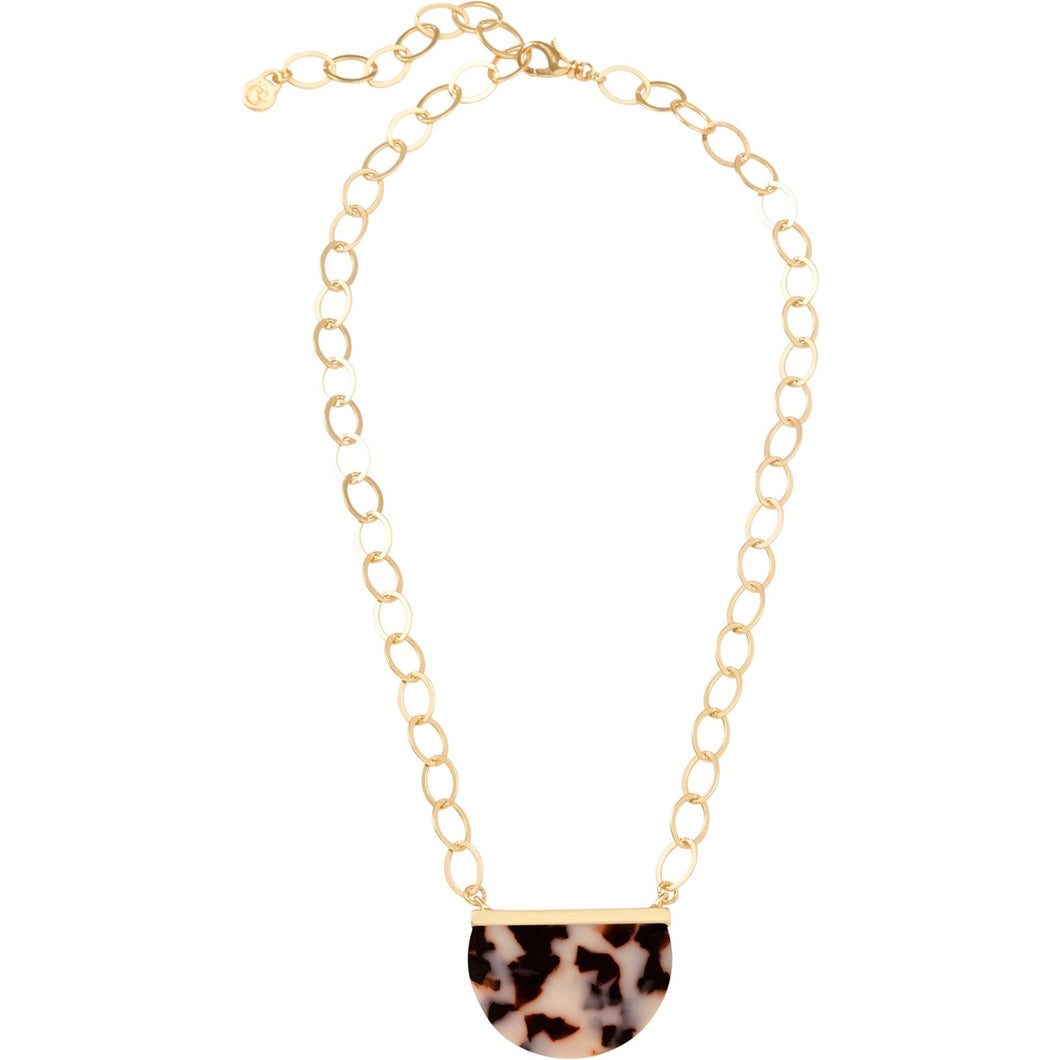 Spartina Pretty Petal Necklace 19
