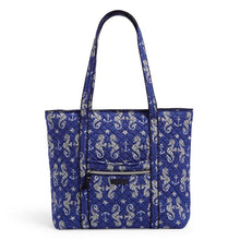 Load image into Gallery viewer, Vera Tote Bag in Seahorse of Course