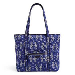 Vera Tote Bag in Seahorse of Course