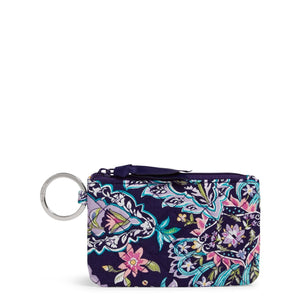 Zip Id Case in French Paisley