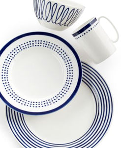 Kate Spade Charlotte Street East 4 Pc. Place Setting