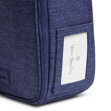 Load image into Gallery viewer, ReActive Lunch Bunch Bag in Dark Blue Heather