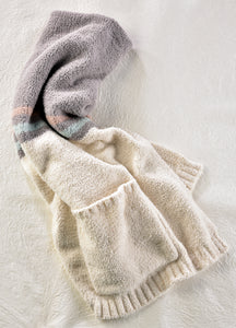 Super Soft Blanket Scarf With Pockets