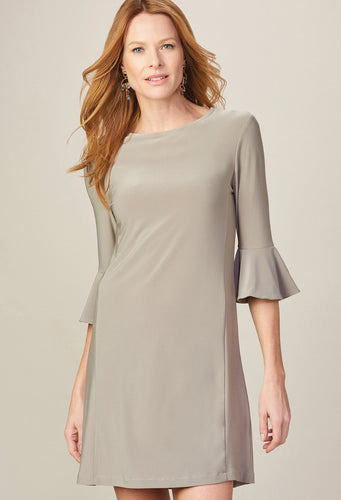 Wrinkle-Free Travel Dress, 3 Asst.