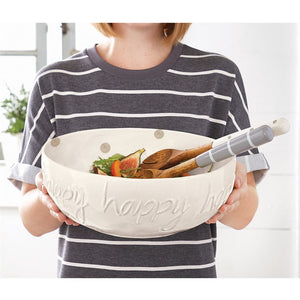 Happy Serving Bowl Set