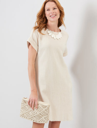 Cotton Dress, 2 Asst.