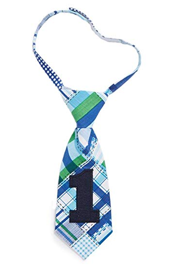 I'm One Birthday Tie
