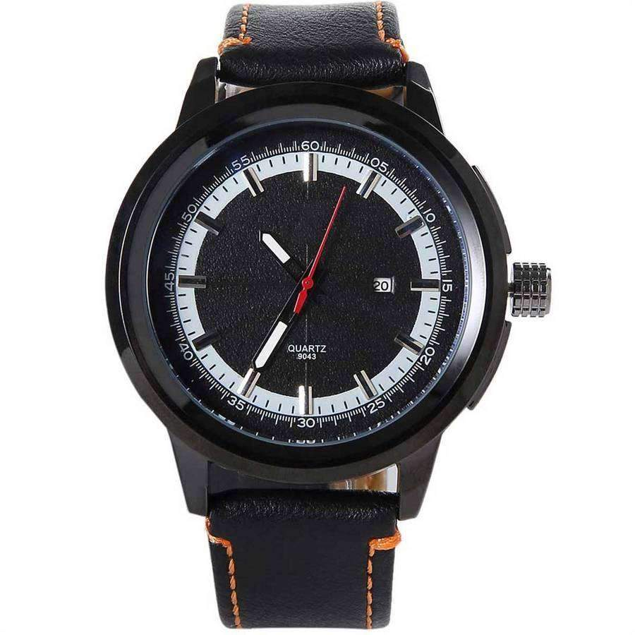 Bitola Men's Black Dial Watch