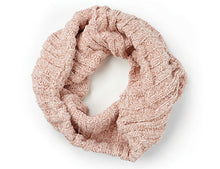 Load image into Gallery viewer, Beyond Soft Chenille Infinity Scarf, 2 Asst