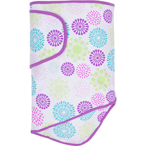 Miracle Blanket Swaddle in Bursts