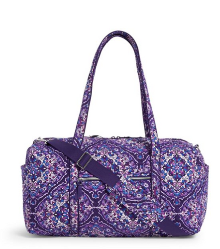 Regal Rosette Iconic Medium Travel Duffel