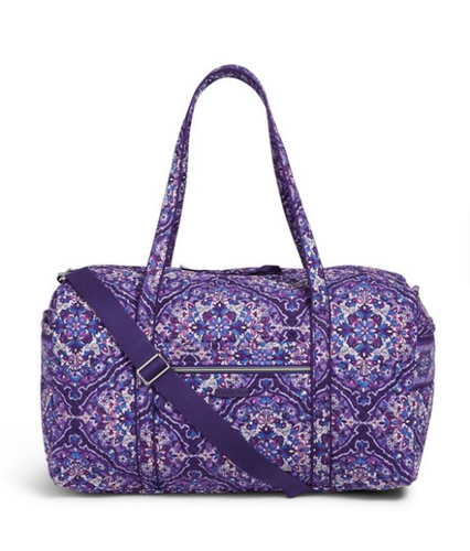 Regal Rosette Iconic Large Travel Duffel