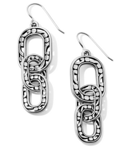 Contempo Linx French Wire Earrings