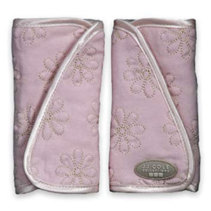 Reversible Strap Covers in Pink