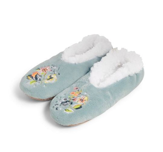 Cozy Life Slippers in Floating Garden