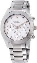 Load image into Gallery viewer, New York Women's Quartz Stainless Steel Dress Watch (Model: 43L190)