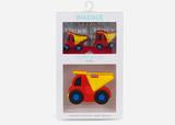 Load image into Gallery viewer, Teether Gift Set- Dump Truck