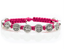 Load image into Gallery viewer, Benedict Blessing Bracelet in Asst. Colors