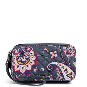 Felicity {paisley RFID All in One Crossbody