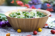 "Load image into Gallery viewer, 12"" Flared Salad Bowl"