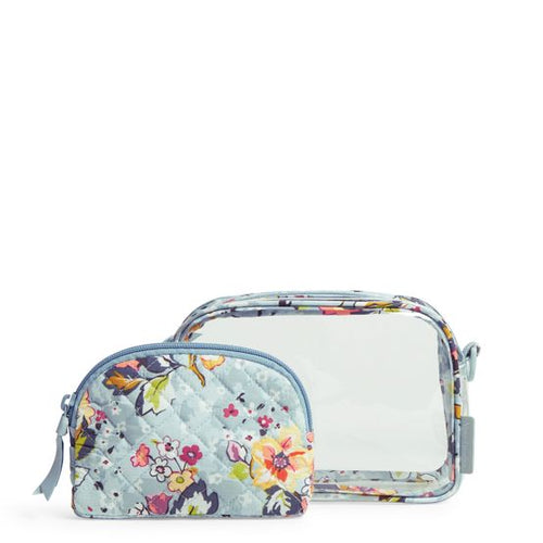 Floating Garden Clearly Colorful Stadium Crossbody Set