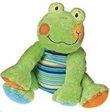 Happity Frog Stuffed Animal