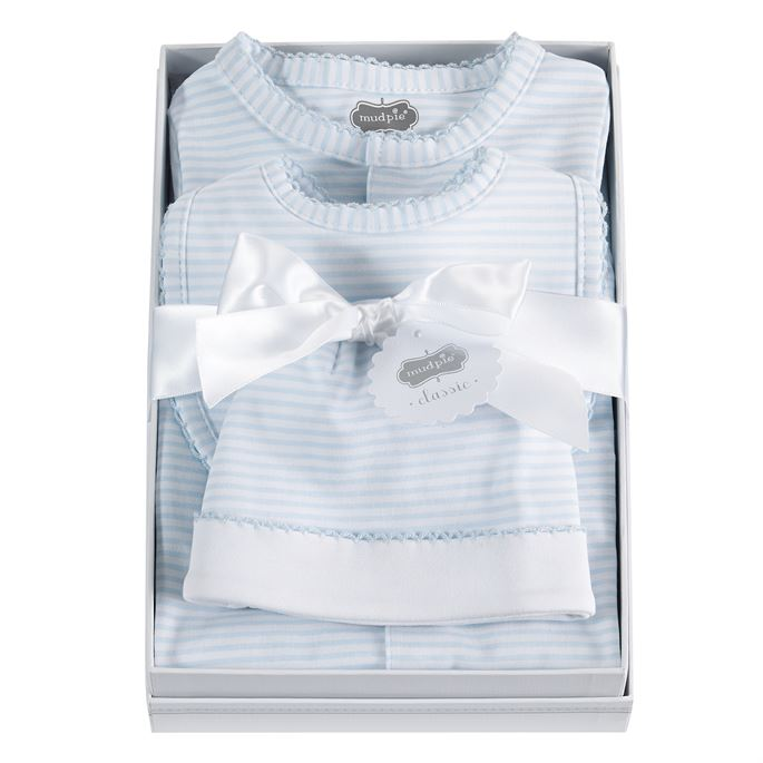 Blue Layette Gift Set 0-3 Months