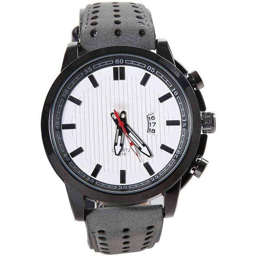 Grey Dresden Men's Watch