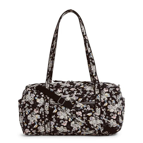 Vera Bradley Holland Garden Iconic Small Travel Duffel
