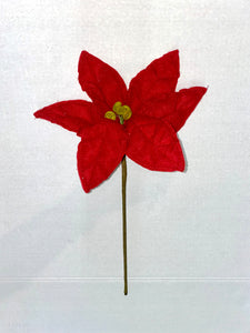 Poinsettia Picks