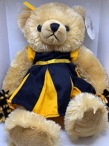 Cheerleader Teddy Bear