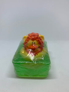 Lion Rubber Duck Soap