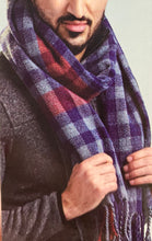 Load image into Gallery viewer, Checkered Scarf
