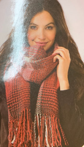 Plaid Scarf - Asst. Colors