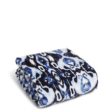 Load image into Gallery viewer, Ikat Island Plush Throw Blanket