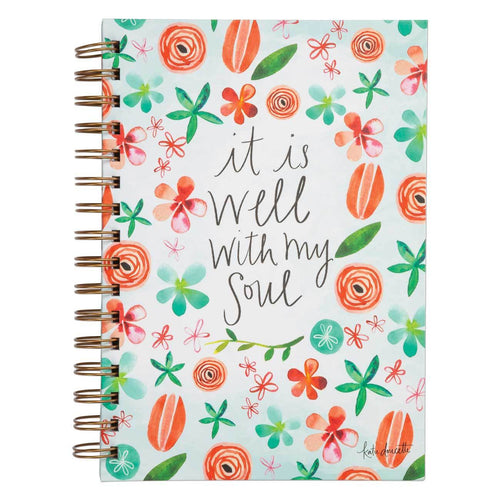 Wirebound Scripture Journals, 6 Asst
