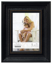 5x7 Wide Black and Bronze Classic Frames