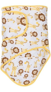 Miracle Blanket Swaddle in Animals