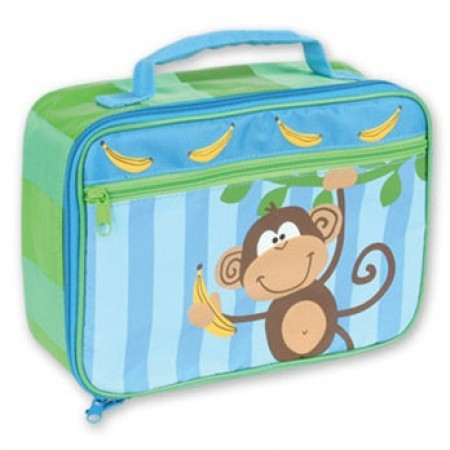 Stephen Joseph Monkey Lunchbox