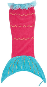 Mudpie Mermaid Tail Towel