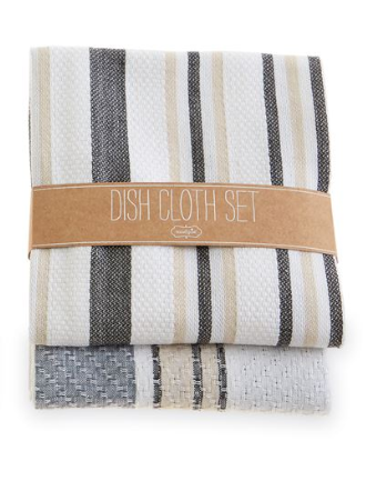Multi Color Dish Cloth Set