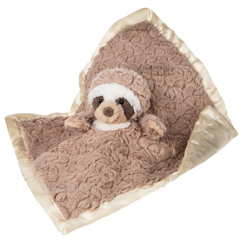 Putty Nursery Sloth Character Blanket