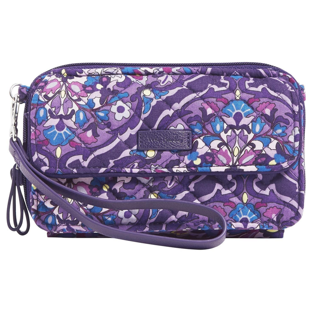 Regal Rosette Iconic RFID All in One Crossbody