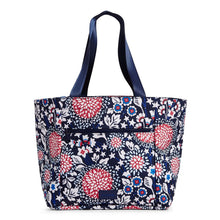 Load image into Gallery viewer, Red White & Blossoms ReActive Drawstring Family Tote