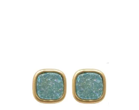 Sea La Vie Rejuvenate Druzy Earrings