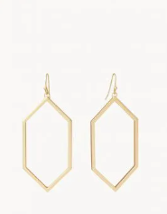 Rhett Earrings, 2 Asst.